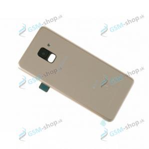 Kryt Samsung Galaxy A8 2018 (A530) batérie zlatý Originál