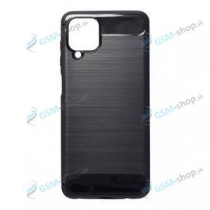Ochranný kryt EXTRA Samsung Galaxy A12 (A125), M12 (M127) čierny