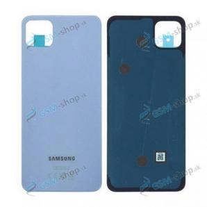 Kryt Samsung Galaxy A22 5G (A226) batérie fialový Originál