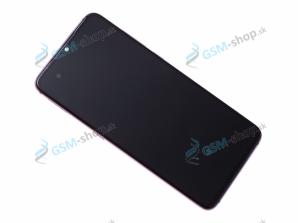 LCD Xiaomi Mi 9 a dotyk s krytom fialovým Originál
