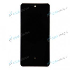 LCD Samsung Galaxy A72 (A725) a dotyk s krytom bielym Originál