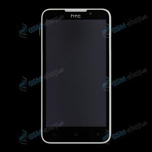 LCD HTC Desire 516 Dual Sim a dotyk s krytom bielym Originál