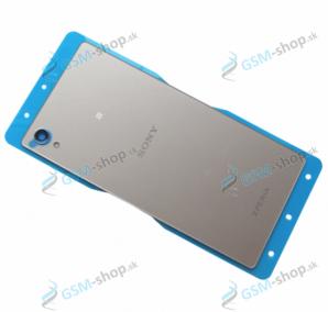 Kryt zadný Sony Xperia M4 Aqua strieborný Originál
