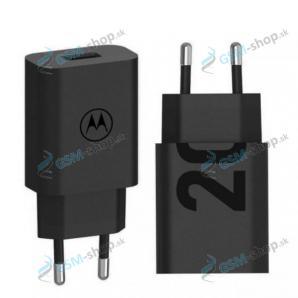USB adaptér do siete Motorola MC-202 (20W) Originál čierny