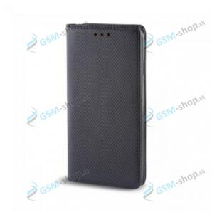 Púzdro Samsung Galaxy A41 (A415) knižka magnetická čierna