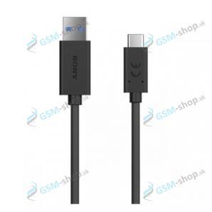 Datakábel Sony UCB-30 USB typ C Originál neblister čierny
