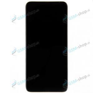 LCD Motorola One Fusion Plus (XT2067) a dotyk s krytom modrým Originál