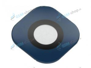 Sklíčko kamery Samsung G920F, G925F modré Originál