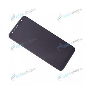LCD Samsung Galaxy J4 Plus (J415), Galaxy J6 Plus (J610) a dotyk čierny Originál
