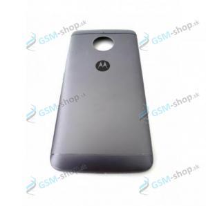 Kryt Motorola Moto E4 Plus (XT1771) zadný šedý Originál