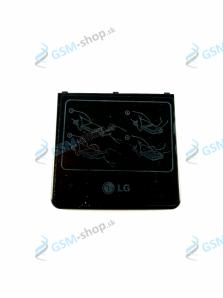 Kryt LG KE850 Prada batérie čierny Originál