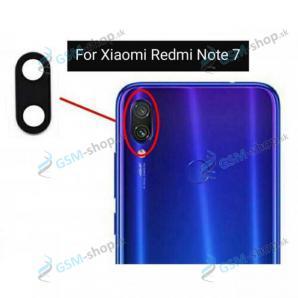 Sklíčko kamery Xiaomi Redmi Note 7 čierne OEM