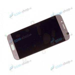 LCD Samsung Galaxy J7 2017 (J730) a dotyk zlatý Originál
