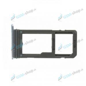 SIM a microSD držiak Samsung Galaxy S8 (G950F) fialový Originál