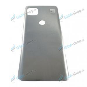 Kryt Motorola Moto G 5G (XT2113) zadný strieborný Originál