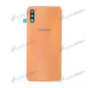 Kryt Samsung Galaxy A50 A505F batérie ružový Originál