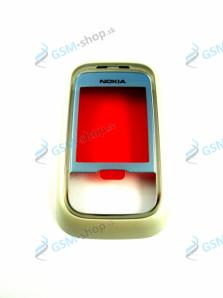 Kryt Nokia 6111 predný modrý Originál