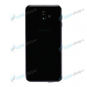 Kryt Samsung Galaxy J6 Plus Duos (J610) batérie čierny Originál