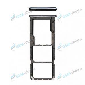 Sim držiak Samsung Galaxy A51 (A515) čierny Originál