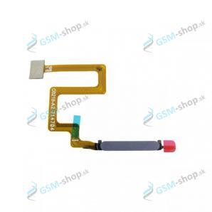 Flex Samsung Galaxy A22 5G (A226) a snímač odtlačku fialový Originál