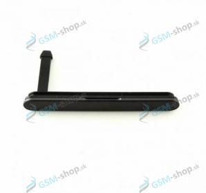 Krytka SIM Sony Xperia Z5 Compact čierna Originál
