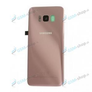 Kryt Samsung Galaxy S8 (G950) batérie ružový Originál