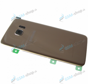 Kryt Samsung Galaxy S7 Edge G935F batérie zlatý Originál