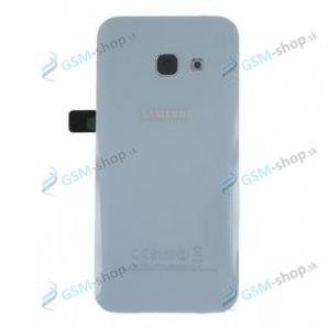 Kryt Samsung Galaxy A3 2017 (A320) batérie modrý Originál