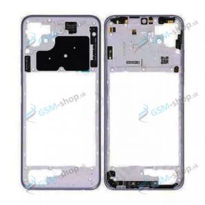 Stred Samsung Galaxy A22 5G (A226) fialový Originál