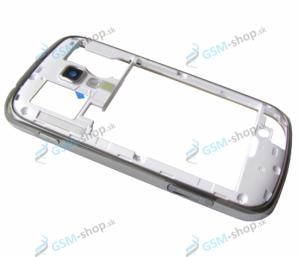 Stred Samsung S7580 biely Originál