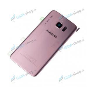 Kryt Samsung Galaxy S7 Edge (G935) batérie ružový Originál