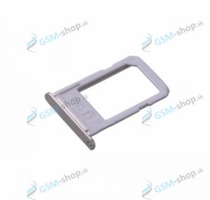 Sim držiak Samsung Galaxy S6 Edge Plus G928F zlatý Originál