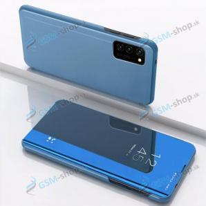 Púzdro CLEAR VIEW Samsung Galaxy A12 (A125) modré