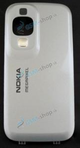 Krytka batérie Nokia 6111 strieborná Originál