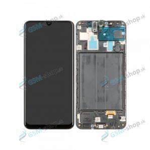 LCD displej Samsung Galaxy A30 (A305) a dotyk čierny s krytom Originál