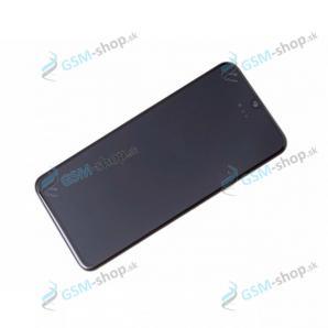 LCD displej Samsung Galaxy A40 (A405) a dotyk čierny s krytom Originál