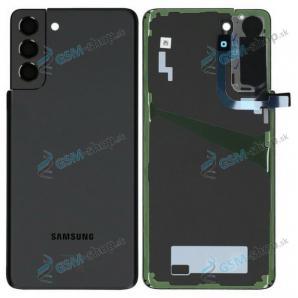 Kryt Samsung Galaxy S21 Plus 5G (G996) batérie čierny Originál