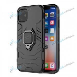 Púzdro ARMOR RING iPhone 12, iPhone 12 Pro čierne
