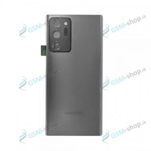 Kryt Samsung Galaxy Note 20 Ultra 5G (N986) batérie čierny Originál