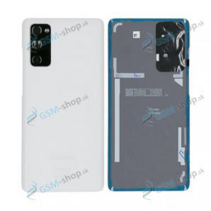 Kryt Samsung Galaxy S20 FE (G780) batérie biely Originál