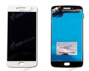 LCD displej Motorola Moto G5 Plus a dotyk biely OEM
