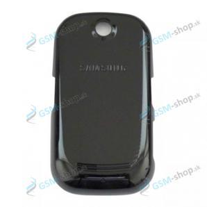 Kryt Samsung Corby (S3650) batérie čierny Originál