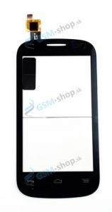 Sklíčko Alcatel 4032D a dotyk čierny Originál