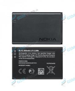 Batéria Nokia BL-4C 950 mAh Originál neblister