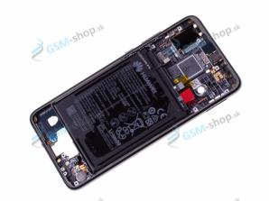 Stred Huawei P20 modrý Originál