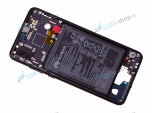 Stred Huawei P20 čierny Originál