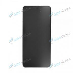 LCD Samsung Galaxy S21 5G (G991) a dotyk s krytom bielym Originál