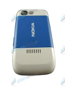 Kryt Nokia 5200 zadný modrý Originál