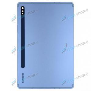Kryt Samsung Galaxy Tab S7 WiFi (T870) zadný modrý Originál
