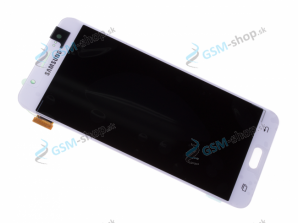 LCD Samsung Galaxy J7 2016 (J710F) a dotyk biely Originál